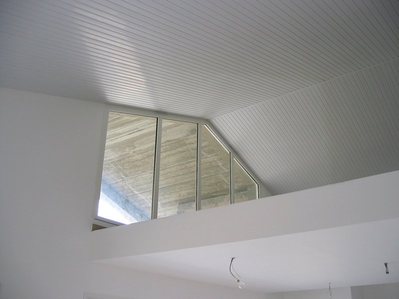 Pose D Un Plafond En Lambris Pvc Beautiful Un Plafond De Salle A