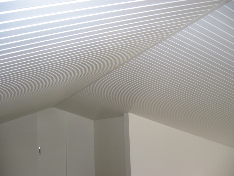 D coration solution mid for Pose de lambris pvc plafond