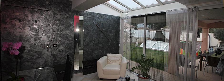Aménagement d'extensions pour votre logement (véranda, patio…), selon les tendances ou selon vos projets personnels…...